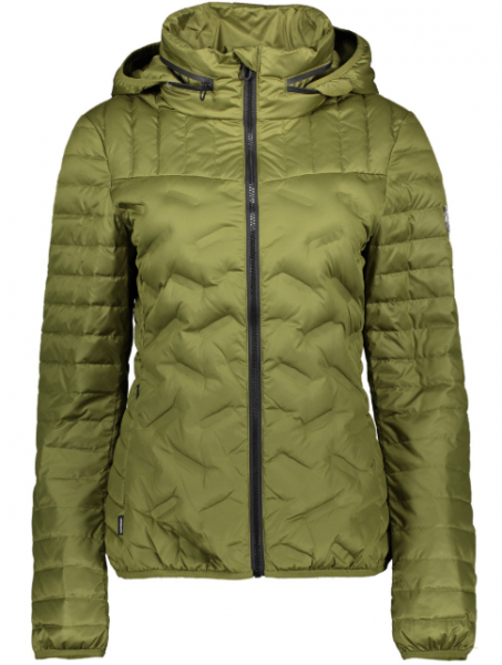 Radar Down Jacket Olive Superdry