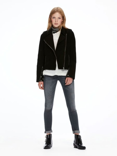Haut High Rise Skinny Maison Scotch